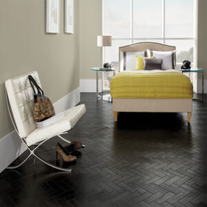 AP03 Black Oak Flooring Image